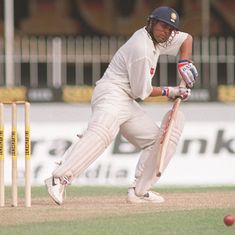 Watch: On this day in 1989, Sachin Tendulkar took his first tentative step in international cricket