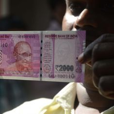 There has been a drop in circulation of Rs 2,000 notes: ET