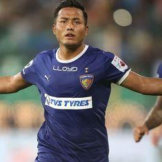 Chennaiyin FC retain star striker Jeje Lalpekhlua, goalkeeper Karanjit Singh