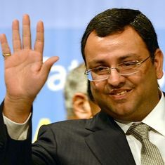 Being Cyrus Mistry: Ashwin Sanghi on his school friend