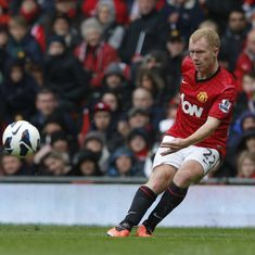 On his 42nd birthday, watch the footballing genius of the 'Ginger Prince' Paul Scholes