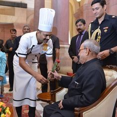 The executive chef of the Rashtrapati Bhavan offers a peek into his kitchen – and his life