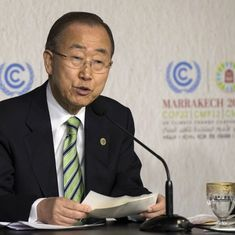 Marrakesh summit: Nations call for 'highest political commitment' to tackle climate change