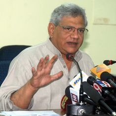Sitaram Yechury re-elected CPI(M) general secretary
