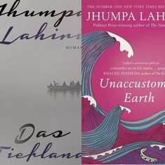 Jhumpa Lahiri's second autobiographical journey uses an unlikely vehicle – the book cover