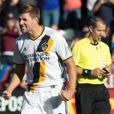 The football wrap: Steven Gerrard could coach MK Dons, and other top stories