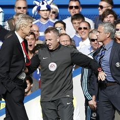 'I do and probably he also does': Jose Mourinho admits he regrets bust-ups with Arsene Wenger