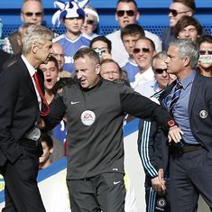 'I hope he doesn't retire': Mourinho hopes Wenger stays in football after Arsenal exit