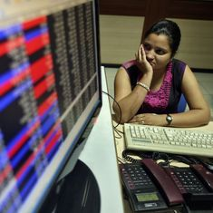 Markets close in the red after RBI's decision to slash policy rate fails to boost sentiment