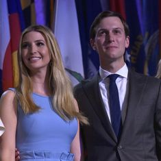 Donald Trump's son-in-law Jared Kushner under FBI scrutiny in Russia investigation
