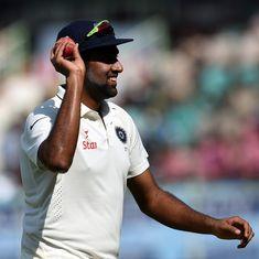 Ravichandran Ashwin wins CEAT International Cricketer of the Year award