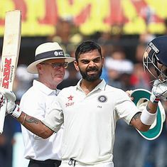 Could Virat Kohli's stupendous form actually prove detrimental for India in the long run?