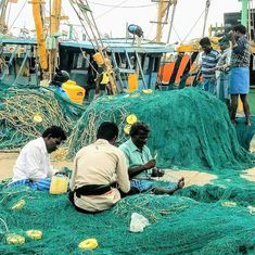Chennai's fisherfolk continue to trade in demonetised notes so their catch doesn't go to waste