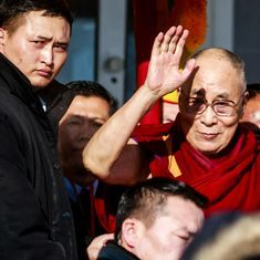 China asks India not to use the Dalai Lama to 'undermine Beijing's interests'