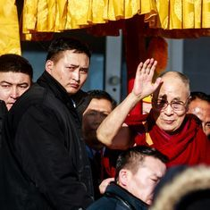 Dalai Lama preaches in Mongolia despite protests from China