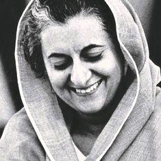 इंदिरा गांधी का एक अलहदा साक्षात्कार जिसे बढ़िया हिंदी और अमिताभ बच्चन के लिए भी देख सकते हैं