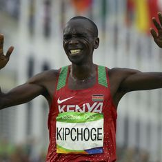 I wanted to prove you can 'run in a polluted city', says Delhi Half Marathon winner Eliud Kipchoge