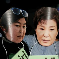 South Korea: President was an accomplice in many of the criminal acts, say prosecutors