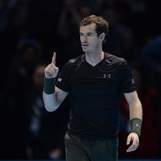 Watch: After seven long years, Andy Murray is finally the world No. 1