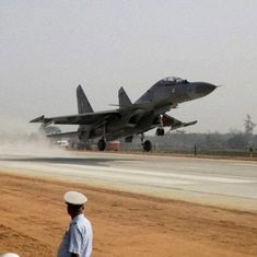 IAF fighter jets land on Agra-Lucknow Expressway as Akhilesh Yadav inaugurates it