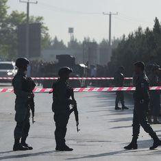 अफगानिस्तान : अलग-अलग आतंकी हमलों में 61 लोगों की मौत