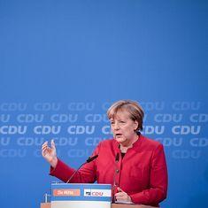 German Chancellor Angela Merkel seeks to end Turkey's European Union membership talks
