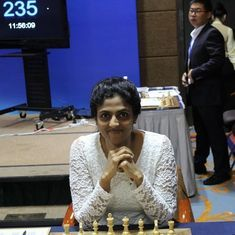 Harika Dronavalli loses her tiebreaker in semi-finals of the World Women's Chess Championship
