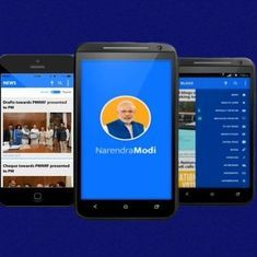 NaMo app data is shared with third party companies to improve user experience, says BJP