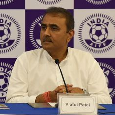 Fifa await official communication from AIFF as suspension threat looms after Praful Patel's ouster