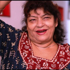 How film choreographer Saroj Khan became 'Masterji'