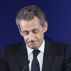 Ex-French President Nicolas Sarkozy charged with corruption for alleged illegal campaign financing