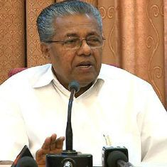 With Kerala cabinet shuffle, chief minister  Vijayan shows he's the boss