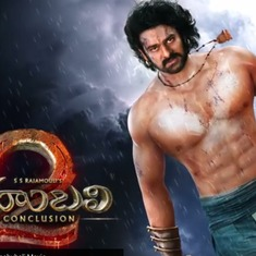 Graphic designer arrested for leaking scenes of Baahubali 2 online