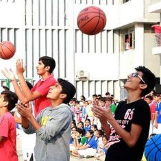 NBA launches foray in India with plans to launch expansive elite academy