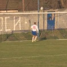 Watch: This is probably the worst missed goal in professional footballing history