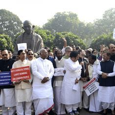Winter Session: Protests over demonetisation stall Parliament proceedings for fifth day