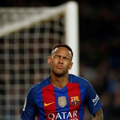 The football wrap: Barcelona held by stubborn Real Sociedad, and other top stories