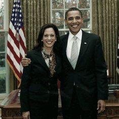 हिलेरी नहीं बन सकीं, पर भारतीय मूल की कमला हैरिस अमेरिका की पहली महिला राष्ट्रपति हो सकती हैं