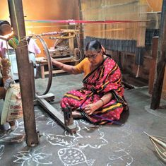 Tamil Nadu's handloom industry weaves its way around demonetisation to stay in business