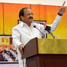 Venkaiah Naidu says Telangana's new Muslim reservation Bill is unconstitutional