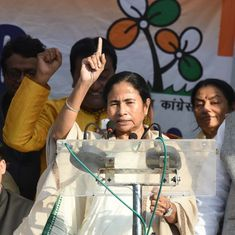 Could an India-wide mahagathbandan led by Mamata Banerjee be in the making?