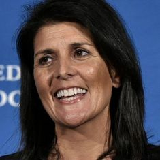 A shift to the centre: By picking Nikki Haley as UN ambassador, Trump has sent out a clear signal