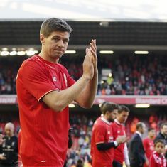 The football wrap: Steven Gerrard bids adieu to the beautiful game, and other top stories