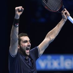 Marin Cilic holds the key as Croatia chase Davis Cup dream against Argentina