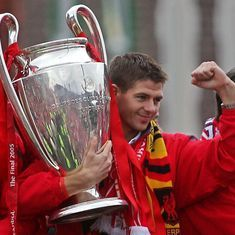 Watch: Five goals that proved Steven Gerrard was Liverpool's ultimate crisis manager