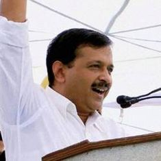 Vote for anyone but BJP in the Gujarat Assembly elections, says Arvind Kejriwal