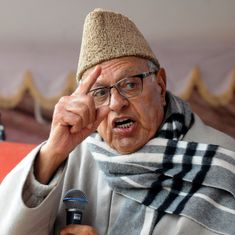 Jawaharlal Nehru and Sardar Patel responsible for India's partition, not Jinnah: Farooq Abdullah