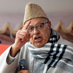 National Conference will contest next Jammu and Kashmir Assembly polls alone, says Farooq Abdullah