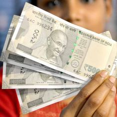 High-denomination notes make up two-thirds of currency in circulation even after demonetisation: RBI