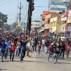 Jharkhand bandh: Over 9,000 arrested as protestors destroy market, set vehicles ablaze
